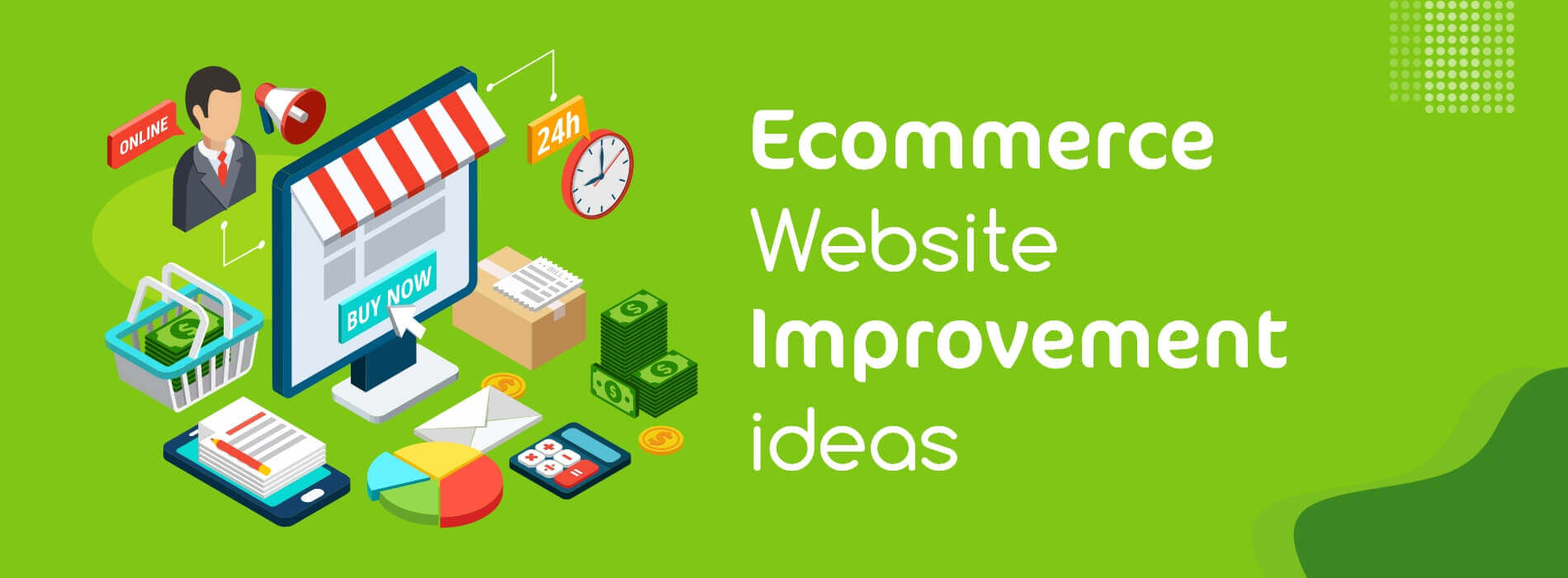 eCommerce Website Improvement Ideas to Boost Engagement and Sales