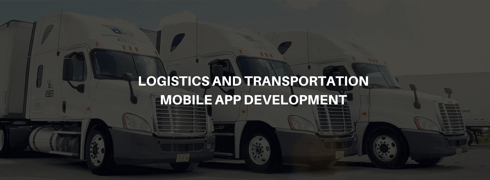 Cost and Features of Logistics and Transportation App