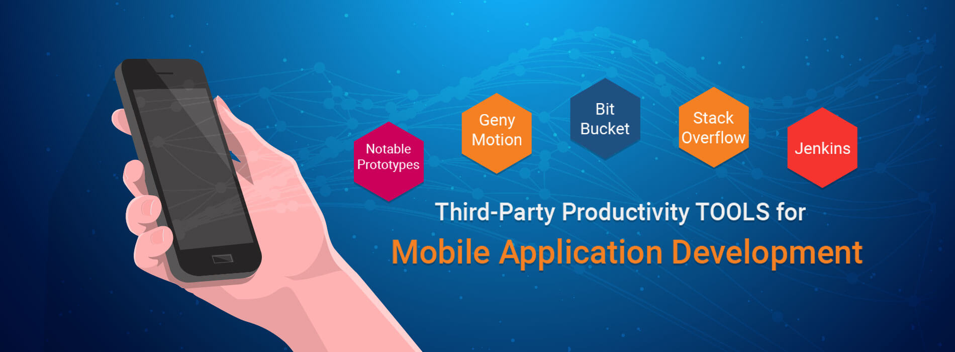 Third-Party Productivity Tools For Mobile Application Developers