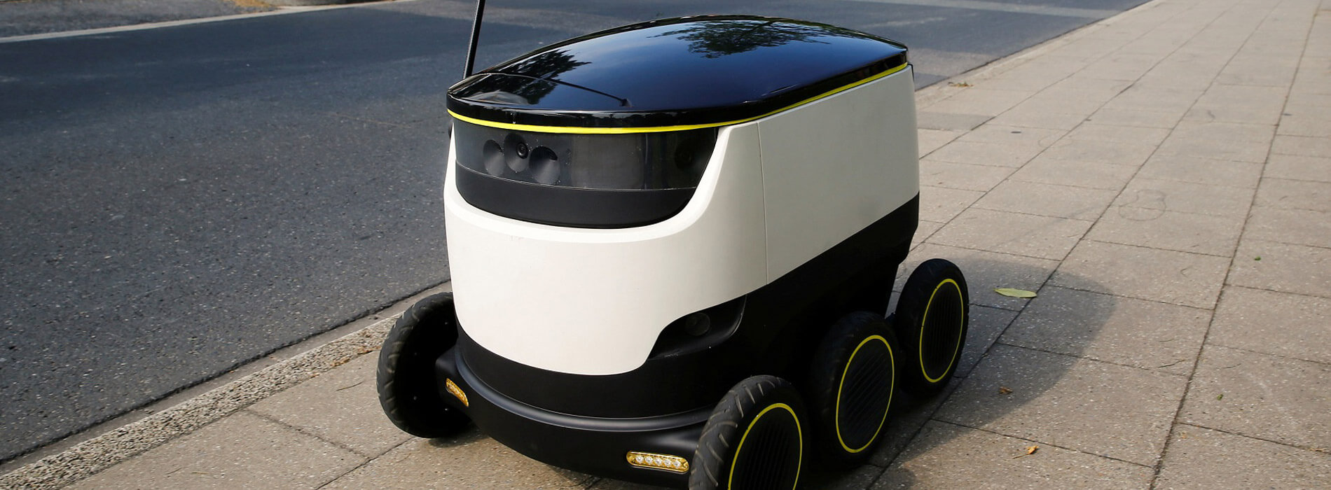 Next Workforce Of On-Demand Delivery In An Automated World