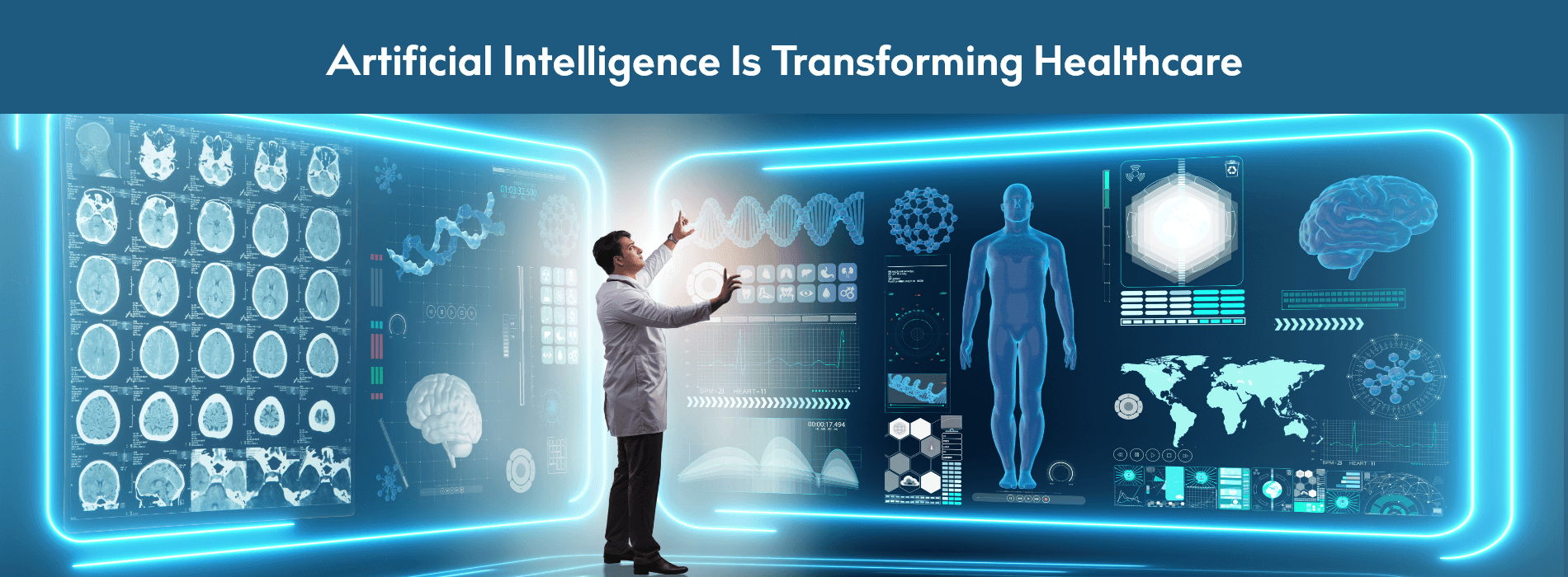 How Artificial Intelligence Is Transforming Healthcare Industry?