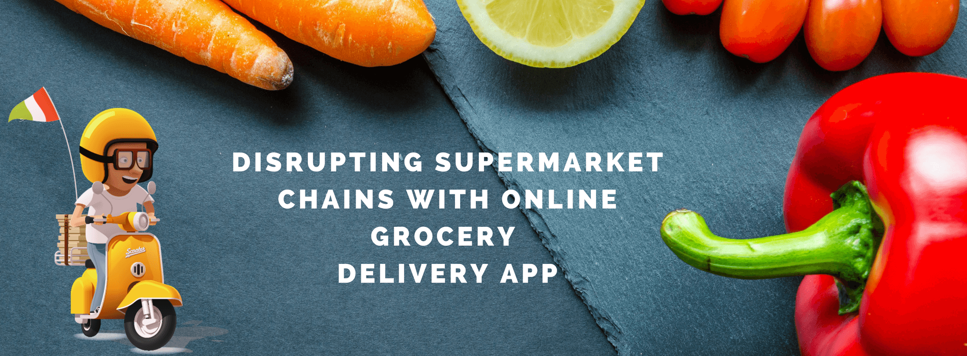 Benefits of Grocery Delivery App