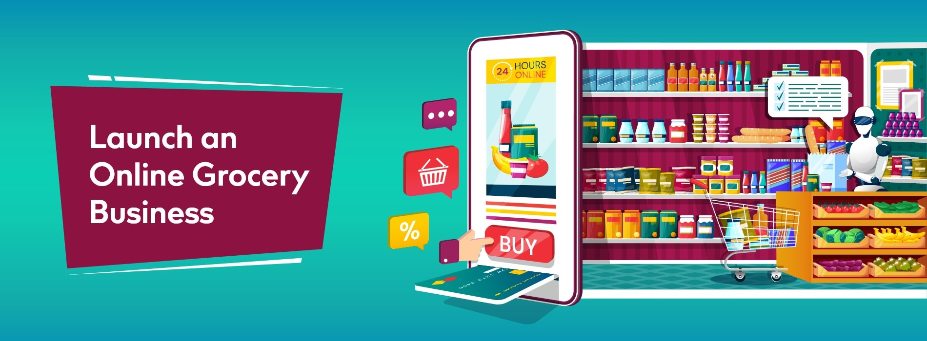 Types of Business Models to Launch an Online Grocery Business