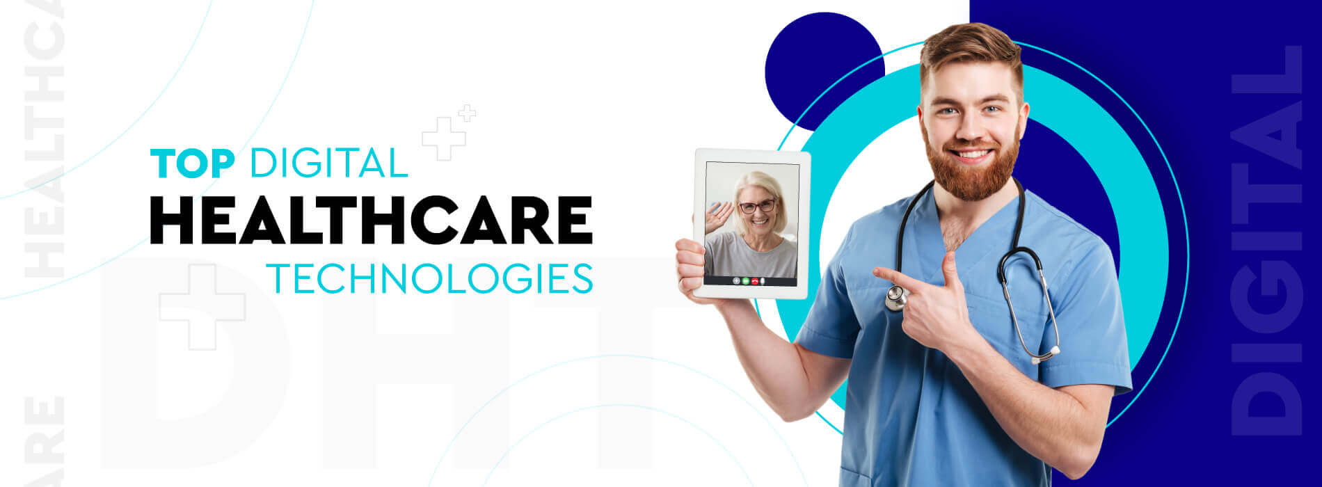 Top Digital Healthcare Solutions to Enhance Patient Care and Improve Workflows