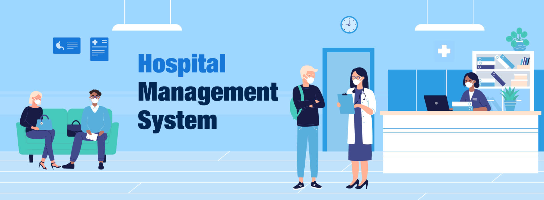 How to Develop a Hospital Management Software?