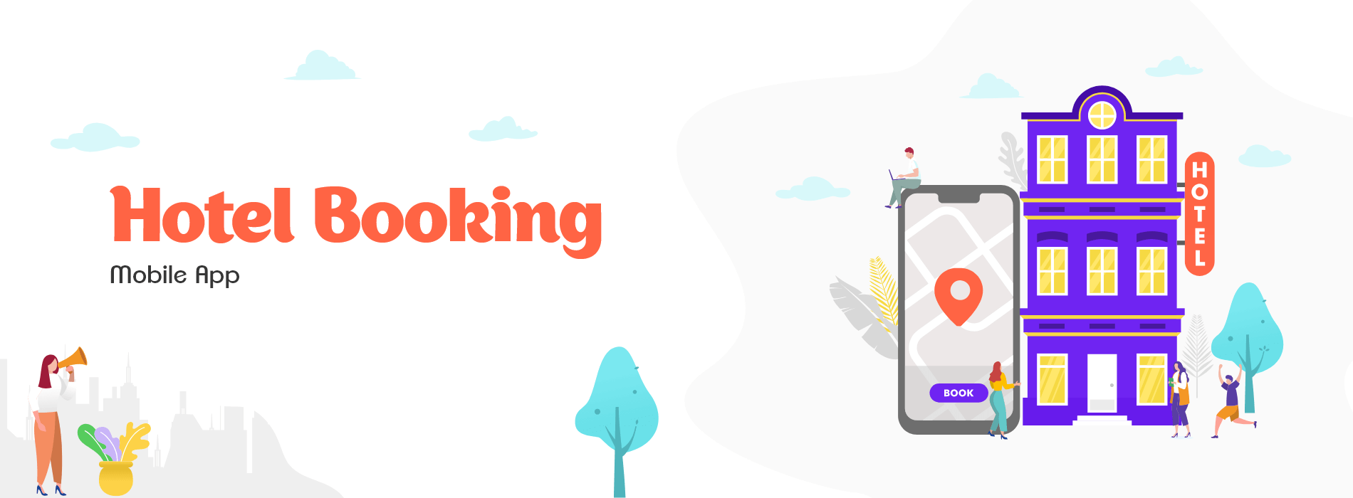 How to Create A Hotel Booking Mobile App?