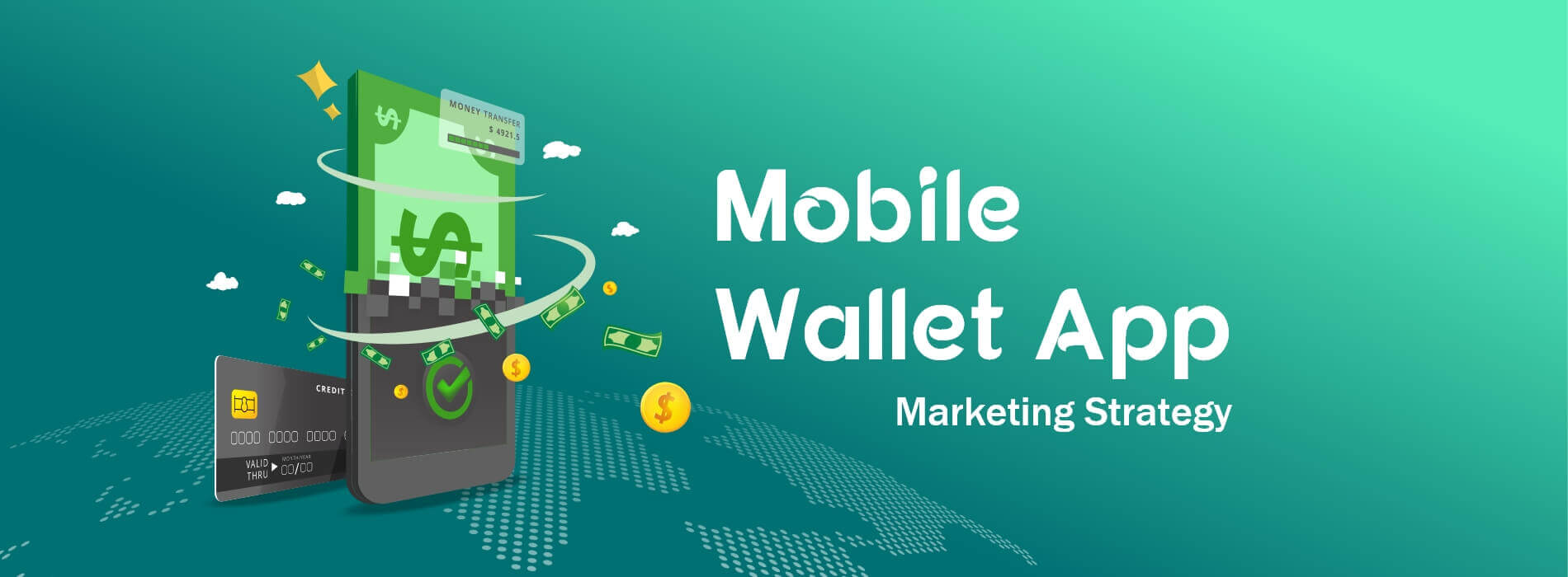 Key Strategies Adopted by Mobile Wallet App Companies for Driving Consumers