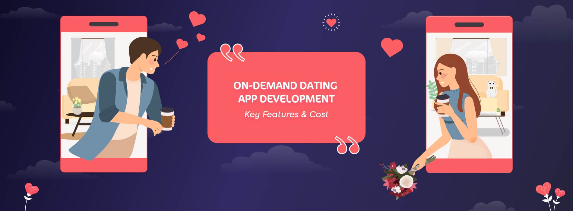 How Much Does It Cost To Develop an Online Dating App?