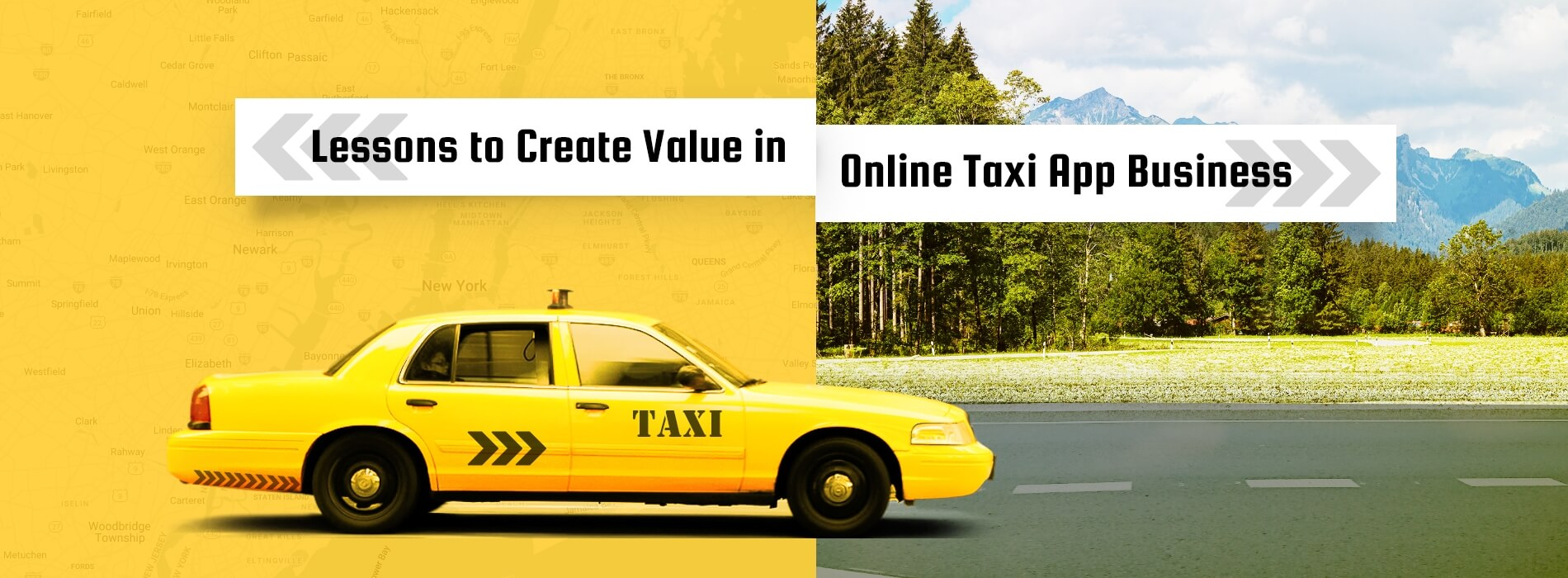 What Makes On-Demand Taxi Business A Unicorn?