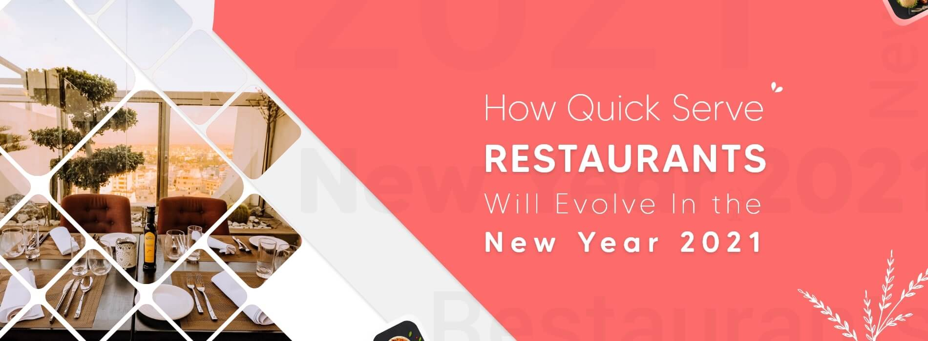 Top Online Food Delivery Industry Technology Trends 2021