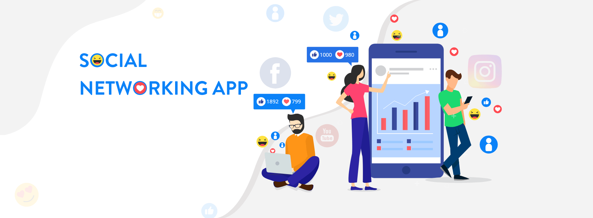 How to Create a Riveting Social Media App?
