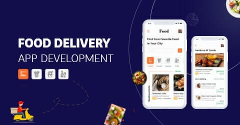 Online food delivery app development guide : cost and key features included