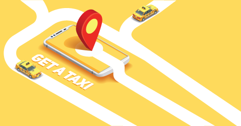 Top taxi app features to outdo giant competitor like uber
