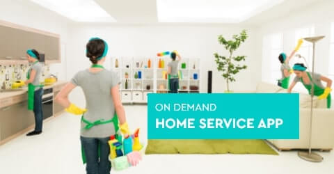 How on-demand home services app key players are keeping pace with peers