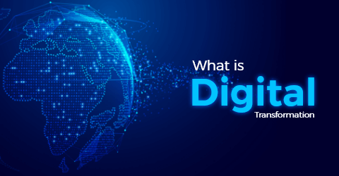What is Digital Transformation? Three Steps to Get Started